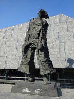 2018-2019冬休み 年越し上海 Vol.3 南京遠足編 侵華日軍南京大屠殺遭難同胞紀念館を訪れてみた