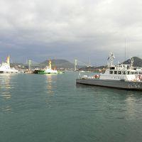 ふっこう割りで、小倉・関門海峡一人旅 (3日目) 門司港レトロ、小倉城庭園
