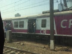 2018-19年末年始~インド(3)~ムンバイからアウランガーバード、列車移動