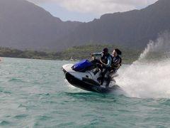 二年連続のハワイは「天国の海」一日ツアーだぁ!---四日目