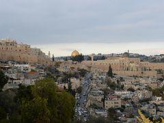 イスラエル8日間の旅(5)マサダ、エルサレム(シオンの丘)