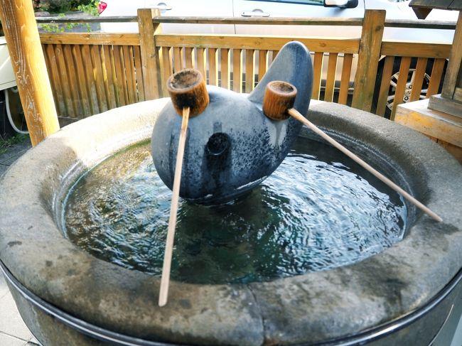 前回の続きです。<br /><br />最終日は玉造温泉街、松江城周辺の観光となります。