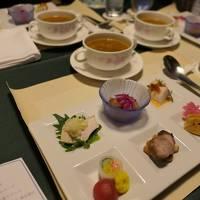 冬の軽井沢旅行♪ Vol.7 軽井沢プリンスホテル「ドッグコテージ」お部屋で中華料理♪