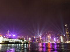 12月の香港・マカオ3泊4日の旅-3 九龍島からの夜景・海老ワンタン麺編