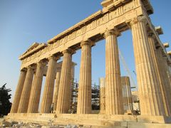 2018.10.10-10.29東地中海ギリシャクルーズ Day4 ピレウス寄港 アテネ観光①アクロポリスほか