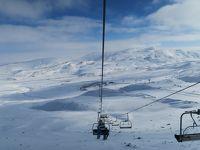 海外スキー おっさんヒャッハー! トルコ・エルジェスで孤独に滑る旅