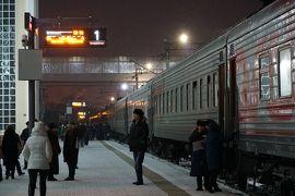 地球の駆け抜け方3~クリスマスの極東ロシア~Vol3 シベリア鉄道に乗ろう!夜行列車でウラジオストクへ。