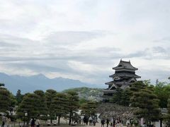 松本城と城址巡り