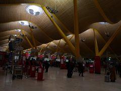 年末年始スペインアンダルシア旅行 その2 北京からマドリードそしてセビリアへ