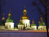 ウクライナ旅行(キエフ)