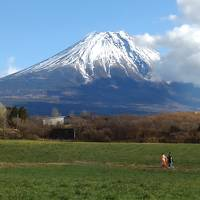 2019年お正月旅行第1弾 いつもの御殿場高原 時の栖でイルミと温泉とビール三昧、富士山もきれいに見えました