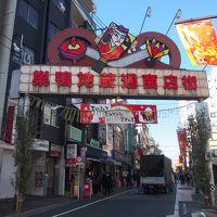 母娘で行く東京・横浜、1泊2日旅 [1] 巣鴨とげぬき地蔵尊参拝など
