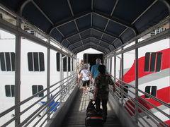シニアのクルーズ4回目、ハワイ4島クルーズの10日間  その1 プライドオブアメリカ乗船まで    2019年1月