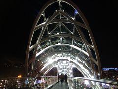 コーカサス3国周遊 ジョージア(5) トビリシの地下鉄と夜景