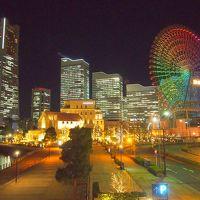 母娘で行く東京・横浜、1泊2日旅 [2] 横浜泊