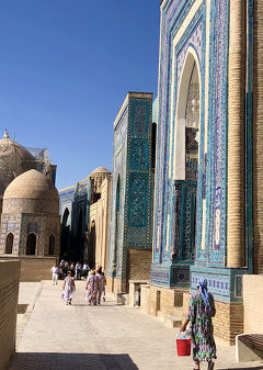 情熱!熱風!ウズベキスタン!④ ~美しい聖地サマルカンド~