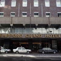 札幌グランドホテル宿泊記(コンフォートラージツイン)