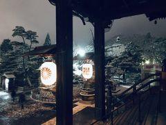 雪降る信州巡礼の旅~善光寺参りと北斎の天井絵