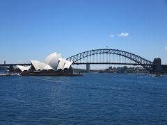 初オーストラリア