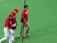 【その2】広島カープ黒田 現役最後の熱投を見た! 2016日本シリーズ第3戦