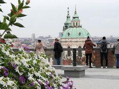 スターアライアンス ビジネスクラスで行く3週間で世界一周(37)「プラハ4日目 庭園・宮殿」