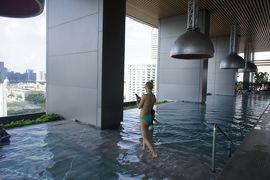 JWマリオット・サウスビーチ バリからの帰り道は、超スタイリッシュなデザインホテルにオマケの1泊