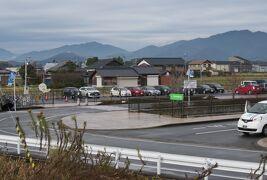 2018暮、大分と福岡の名城巡り(31/31):12月21日(7):吉野ケ里遺跡から歩いて吉野ケ里駅へ、鳥栖経由博多へ、福岡空港