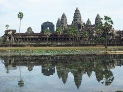 カンボジア女一人旅①初日からアクシデント!この人には注意して!