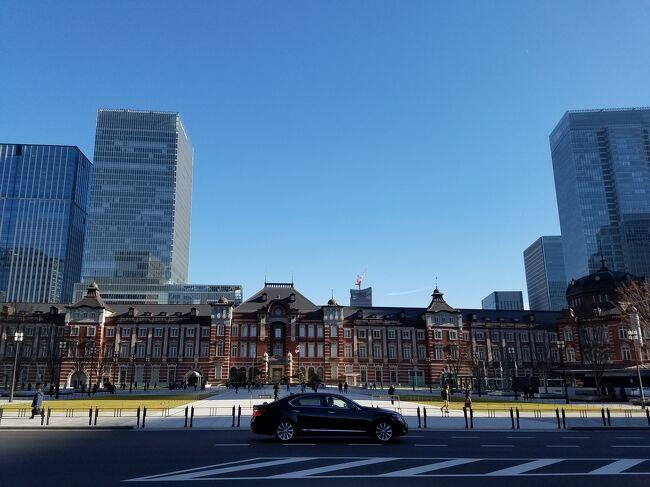東京散策。絵画とおいしいグルメ。のんびり、のんびりno休日。