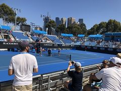 生まれて初めてテニスグランドスラム観戦-2019全豪オープンテニス