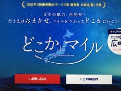 JALどこかにマイルで弾丸旅 ~チケット取得編~