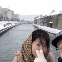 2019大寒波の冬の北海道1泊2日�小樽