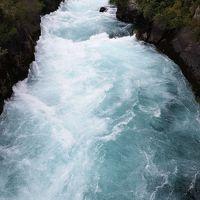 ニュージーランド北島旅行記  その3 -タウポ周辺-