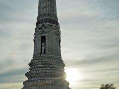 First time in Thailand バンコク年越し  Part2 ワット・アルンとカレーとマンゴーと
