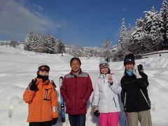 北信越 戸狩スキー場