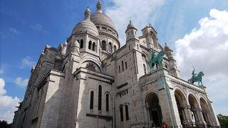 フランスツアー一人旅《6日目:モンマルトル観光編》