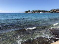2019,1月 №1初めてのハワイはハワイ島から HGVホームウイークのワイコロアヴィレッジ・オーシャンタワーに泊まってみた。成田からオーシャンタワーまで