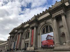 初めてのニューヨーク2016秋3 ~3日目 美術館とセントラルパーク