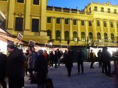 ウィーンで過ごす年末年始'18-'19【9】元日のシェーンブルン宮殿編