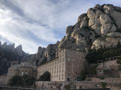 年越しスペイン旅行、マドリード&バルセロナ周遊� コロニア・グエル、モンセラット