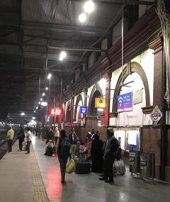 初インド8日目。アグラから鉄道でジャイプルへ