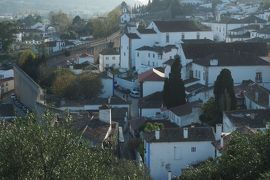 アズレージョ瞬く西の果てへ☆ポルトガルそしてパリ 17日間〈3〉王妃さまへの贈り物(オビドス)