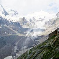 ヨーロッパアルプス山岳絶景 オーストリア最高峰 グロースグロックナー