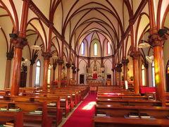 2017:夏たび・その3 離島へ行こう!ジェットホイルで新上五島へ。レンタカーで教会巡り!