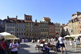 '18年 春  18日間欧州5ヶ国旅行 ポーランド・ショパンの街ワルシャワ ②