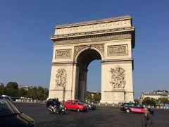 パリとヴェルサイユを歩く in2016