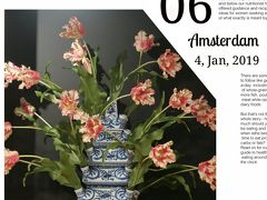 年越し旅行、中欧5ヶ国周遊 【06】〈おまけのアムステルダム・オランダ編〉 2019年 1月