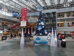 神戸へちょっとした応援に、ついでに姫路と京都。①新千歳空港で渋滞、神戸空港まで編。