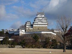 神戸へちょっとした応援に、ついでに姫路と京都。②神戸と姫路往復編。