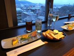 神戸食い倒れの旅@神戸ベイシェラトンホテル編(SPGプラチナでアップグレード)